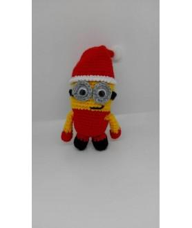 Minion Natale Amigurumi
