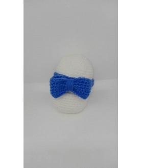 Uovo con fiocco azzurro...