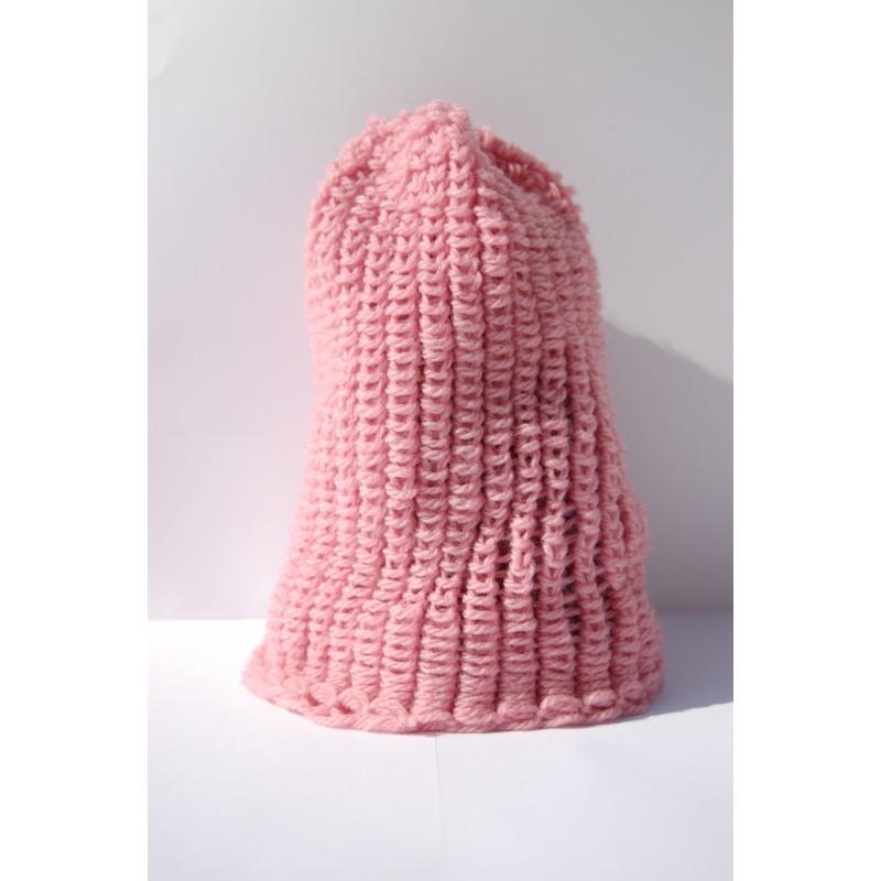 Cappello Per Bimba uncinetto