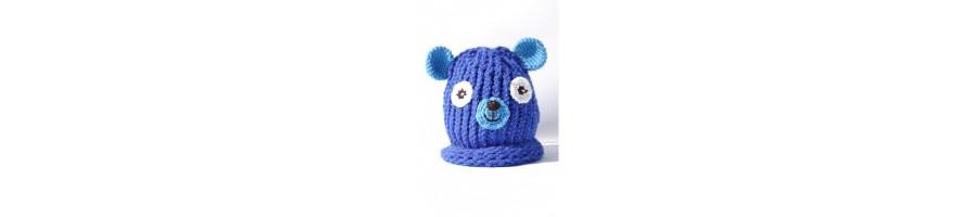 Cappelli per bambini all'uncinetto – Vestiti all'uncinetto – Shop Online Aquamarine